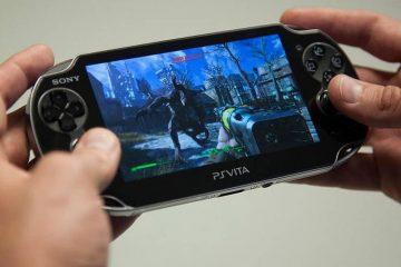 PS VIta Remote Play