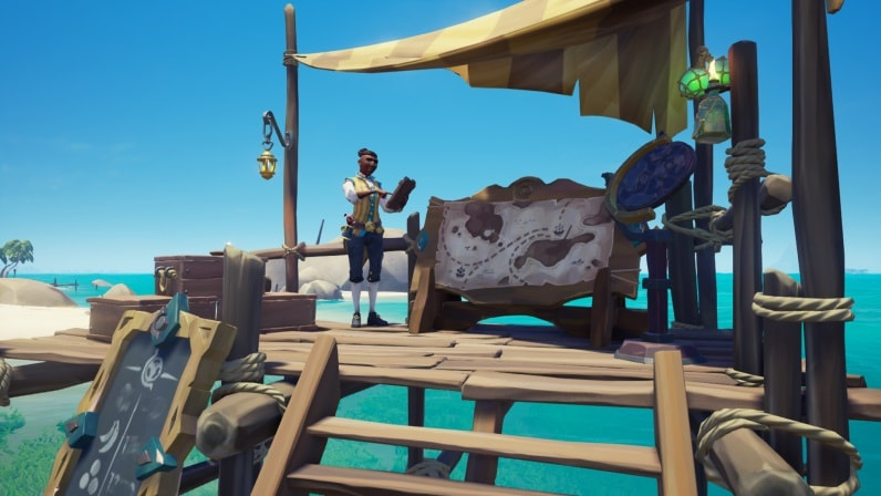 catch animals in sea of thieves
