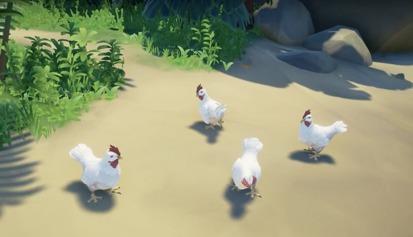 find animals in sea of thieves