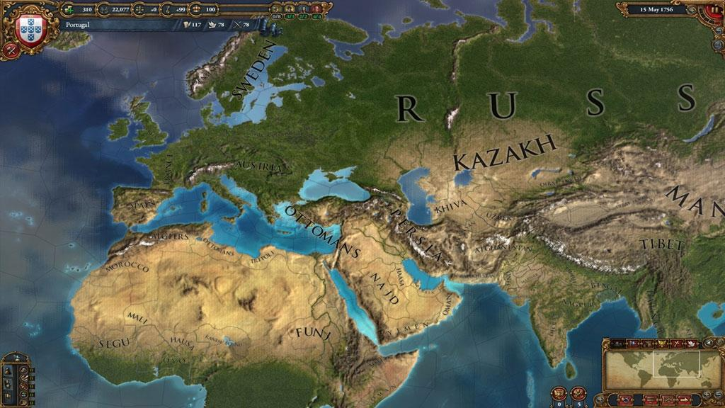 Five Interesting Europa Universalis IV Nations You Should