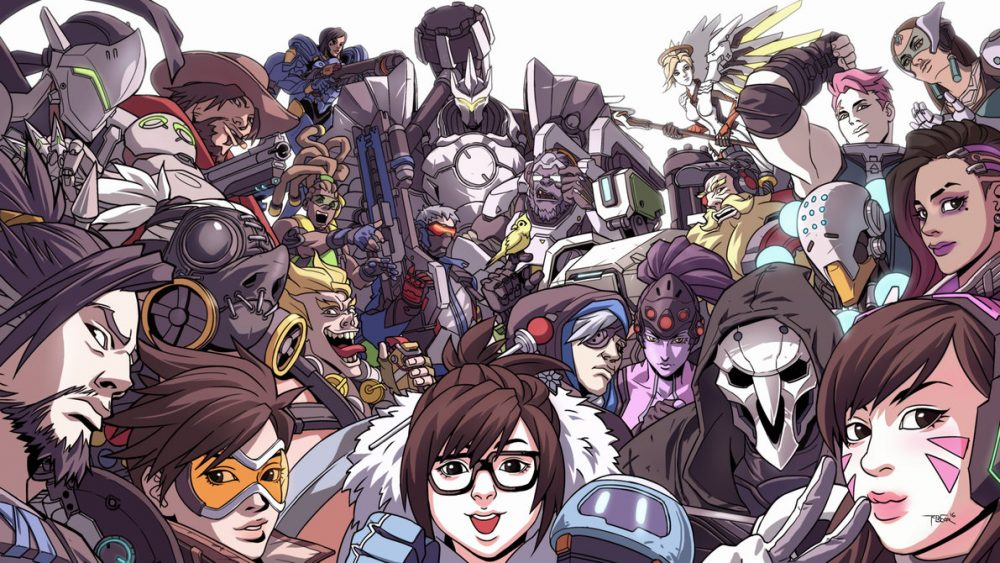 Blizzard May Have Created Overwatch But Its Fans Have Given It Life Gamespew