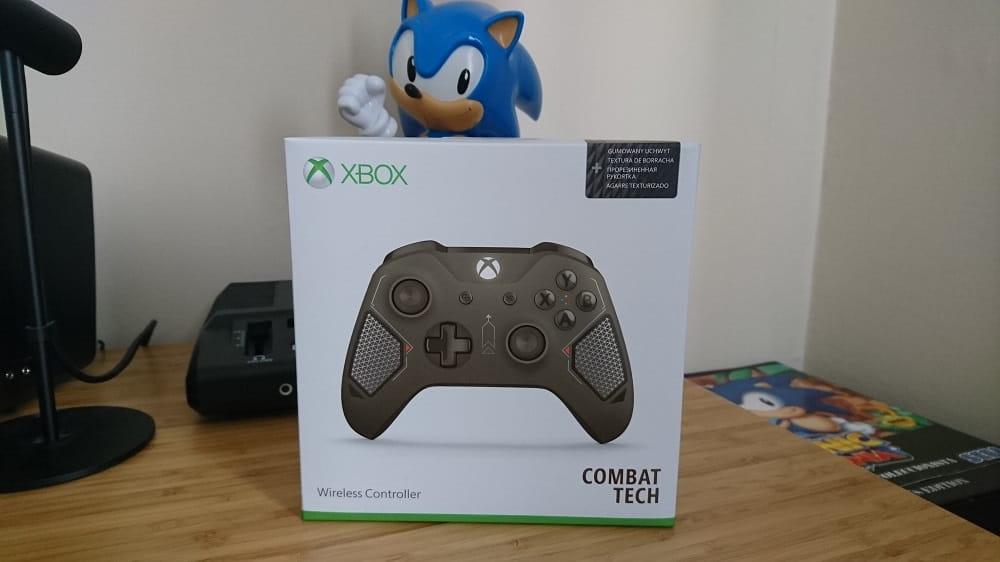Fancy A New Xbox One Controller Go Combat Tech Gamespew