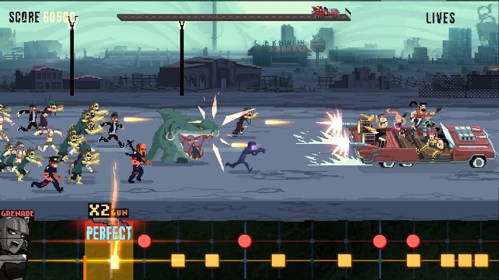Double Kick Heroes 3
