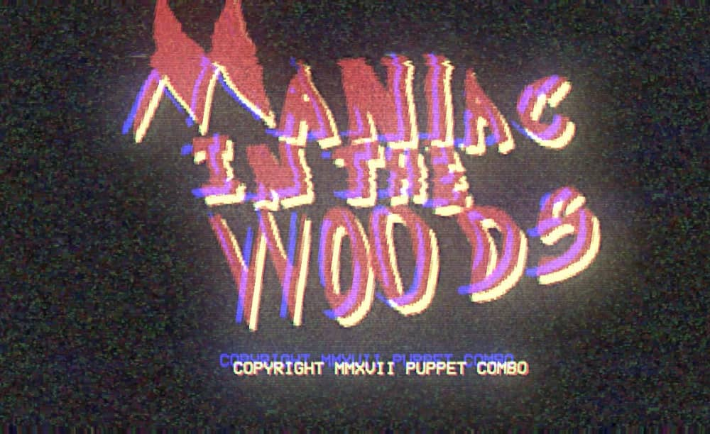 Puppet Combo Maniac in the Woods