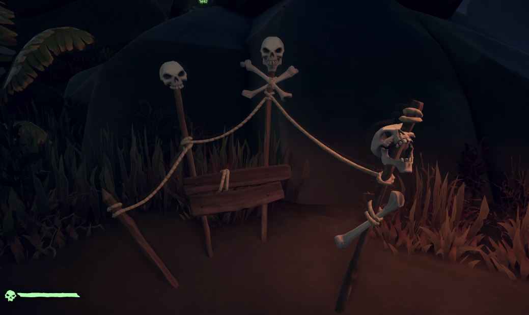 Lego Release 2018 >> Where to Find the Three Skull Totem on Sunken Grove in Sea of Thieves – GameSpew