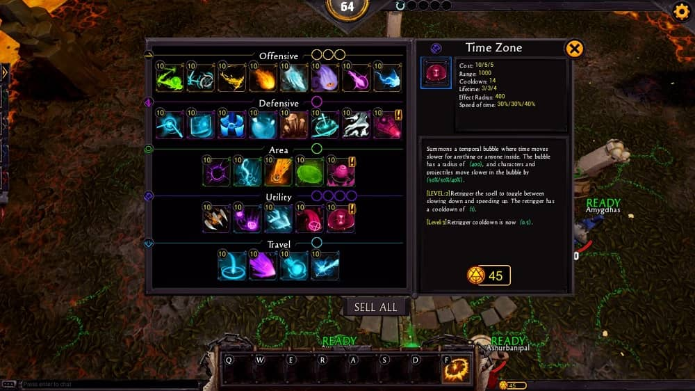 Spellsworn screenshot