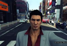YAKUZA 6 Photo Mode 1