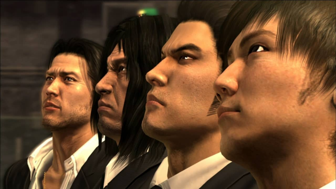 yakuza 4 screenshot