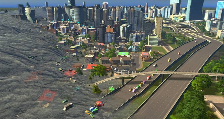 City Skylines Natural Disasters Dlc