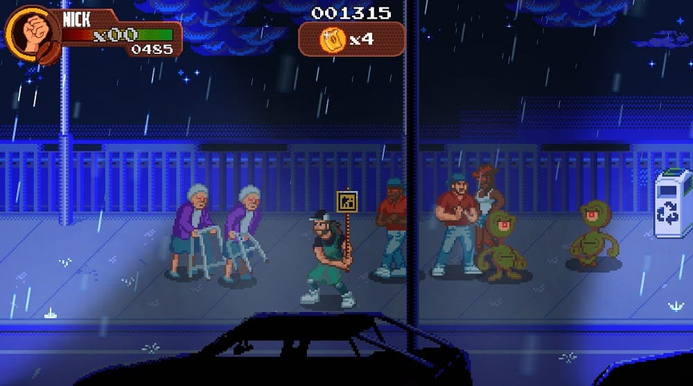 Games Like Streets Of Rage On Xbox One Gamespew