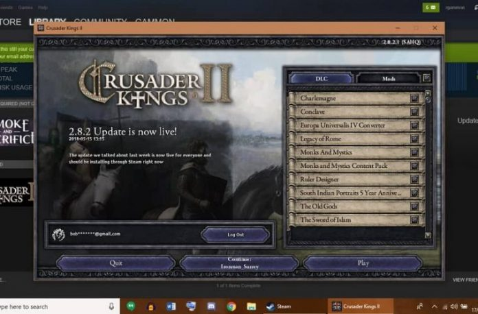 Converting Your Crusader Kings II Save Game into Europa Universalis