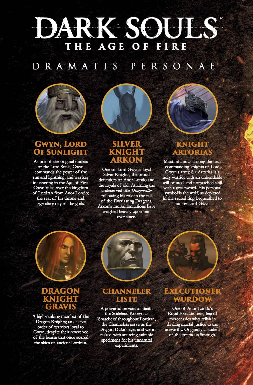 Dark Souls Age of Fire 1