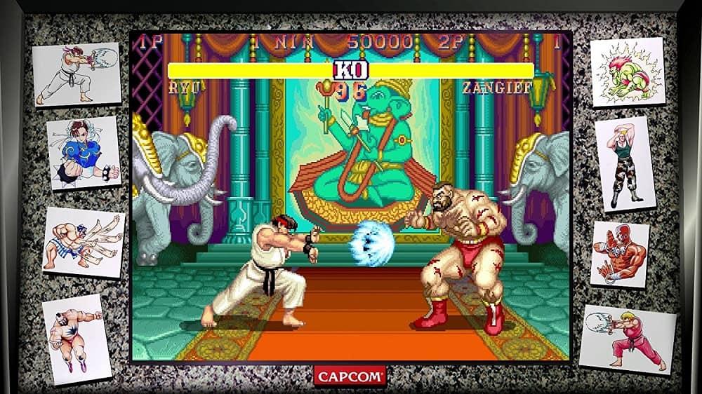 Street Fighter 30th