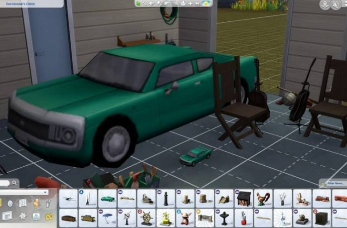 How to Resize Objects in The Sims 4 – GameSpew