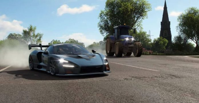 How to Unlock The Goliath Event in Forza Horizon 4 – GameSpew