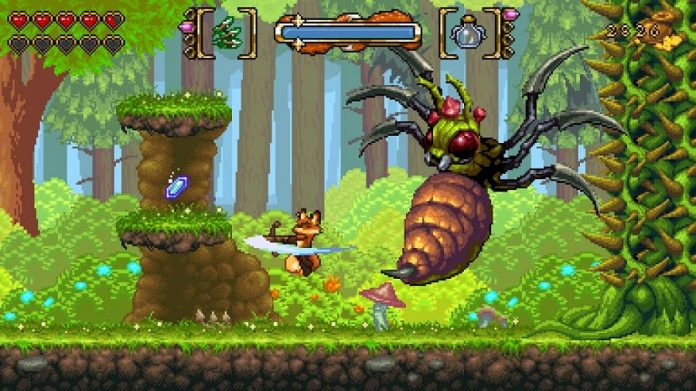 Fox n Forests 1