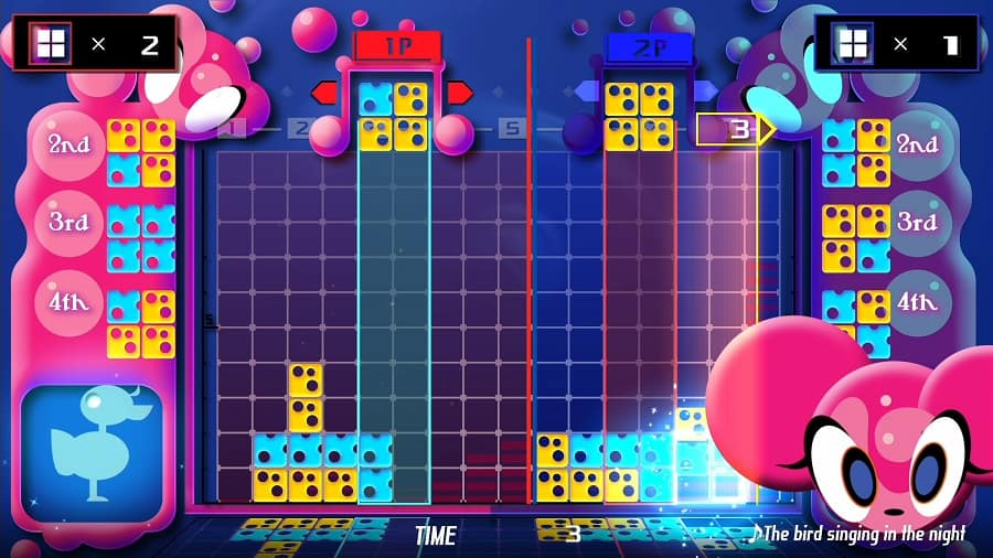 Lumines Remastered 3