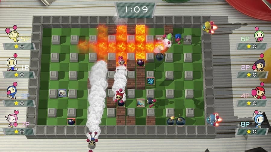 Super Bomberman R 3