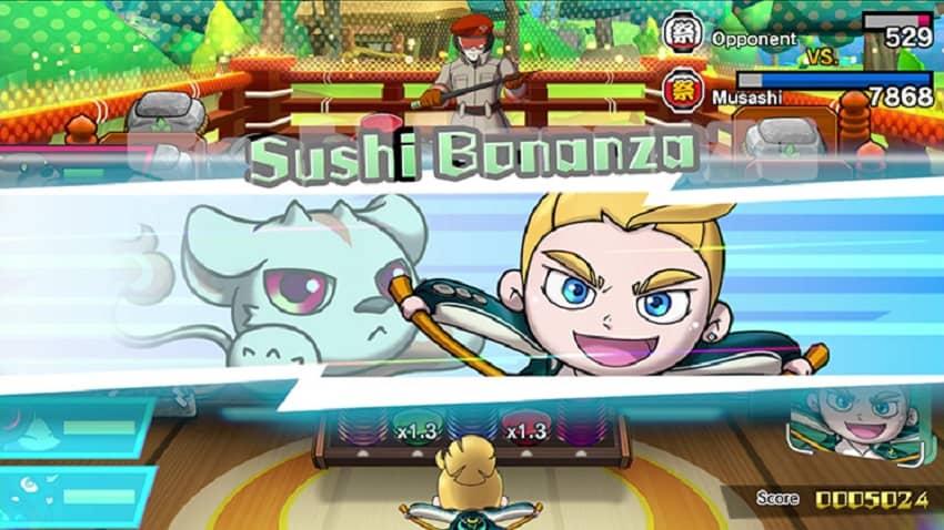 Sushi Striker: The Way of Sushido Review: Drama, Battles