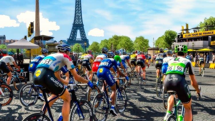 Tour De France 18
