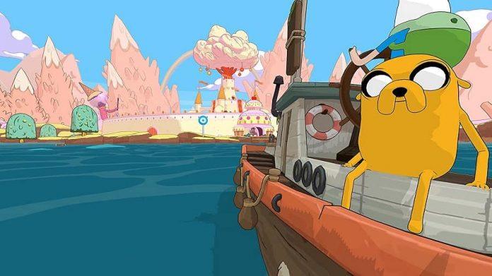 Adventure Time Pirates of Enchiridion