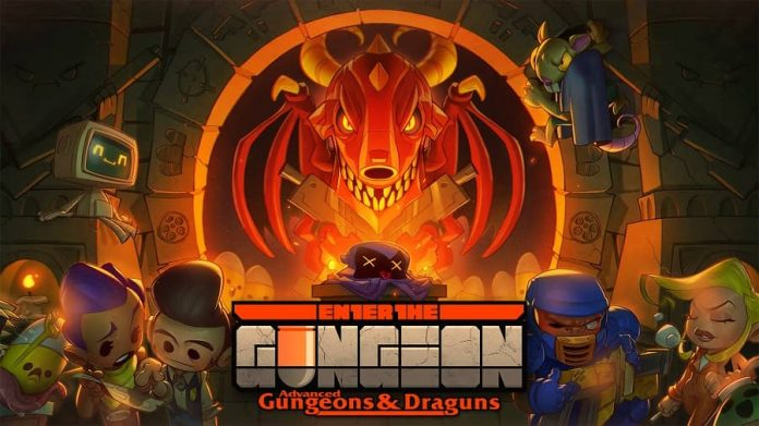 Enter the Gungeon Advanced Gungeons