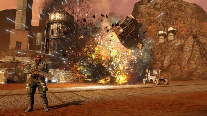 Red Faction Guerrilla 4