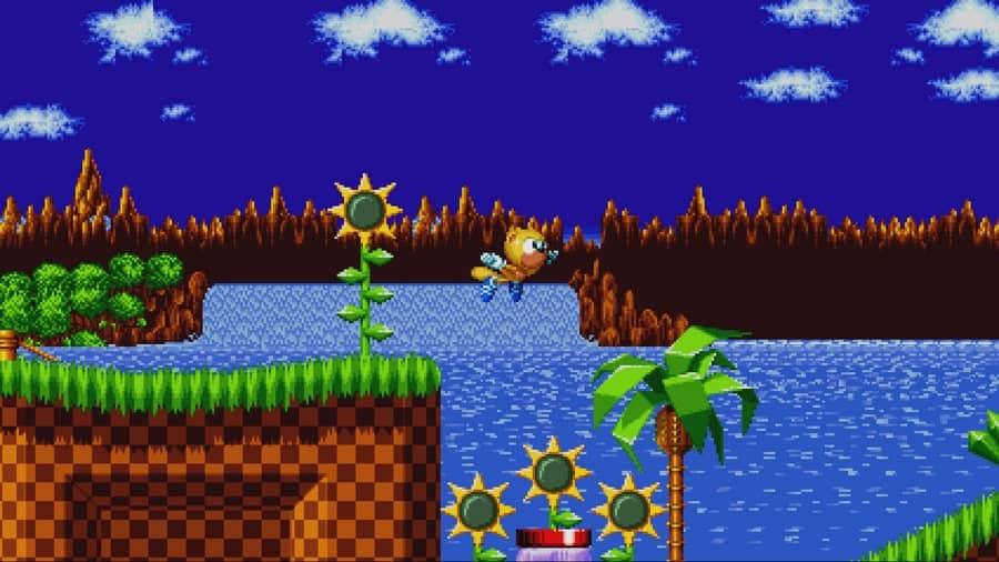 Sonic Mania Encore 1