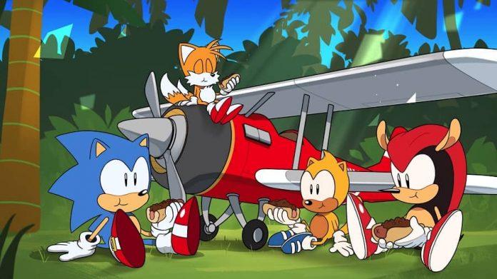 Sonic Mania Plus Ray