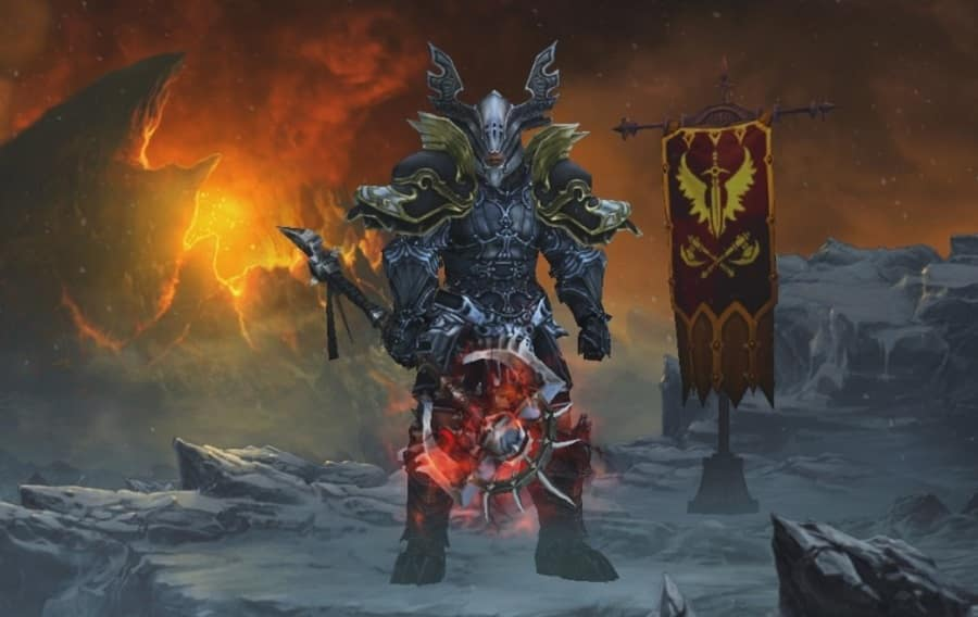 Diablo Immortal King