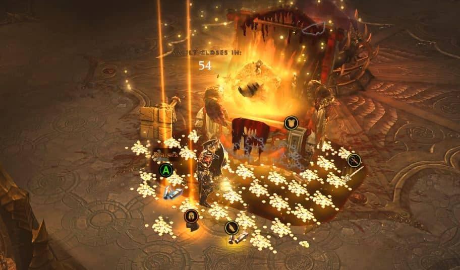 The Vault Diablo 3-min