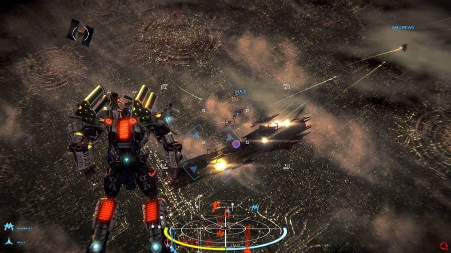 War Tech Fighters 1