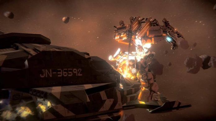 War Tech Fighters 2