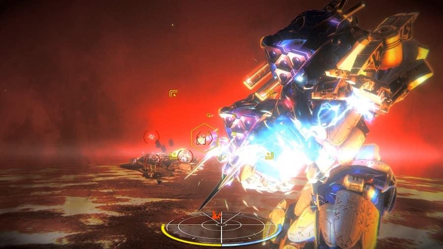 War Tech Fighters 3