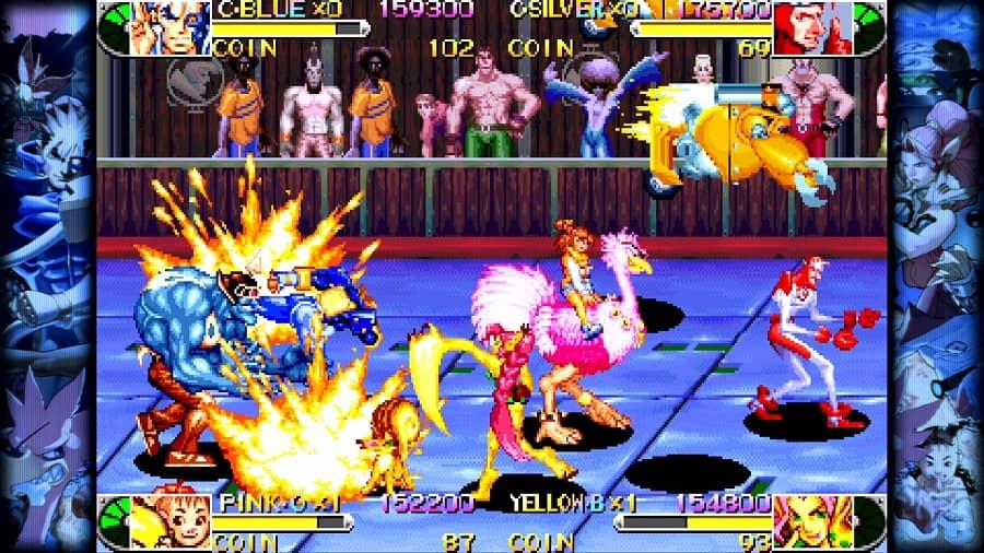 Capcom Beat 'Em Up Bundle 3