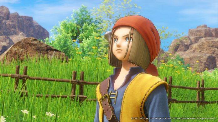 How to Upgrade the Trodain Togs and Bandana in Dragon Quest