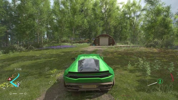 barn finds forza horizon 4