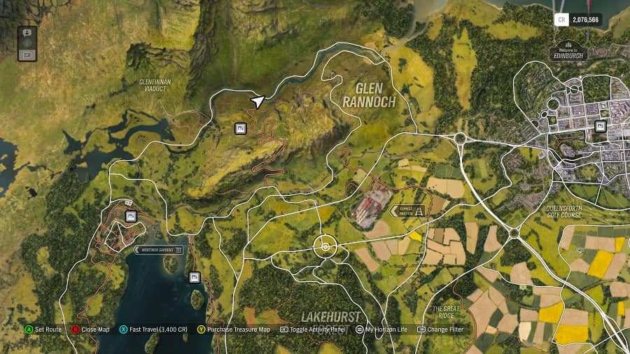 All the Beauty Spot Locations in Forza Horizon 4 – GameSpew