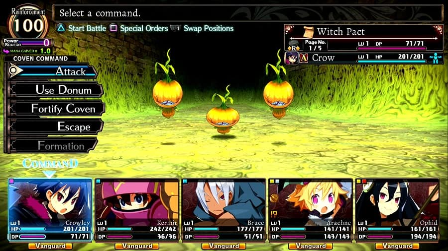 Labyrinth of Refrain 2
