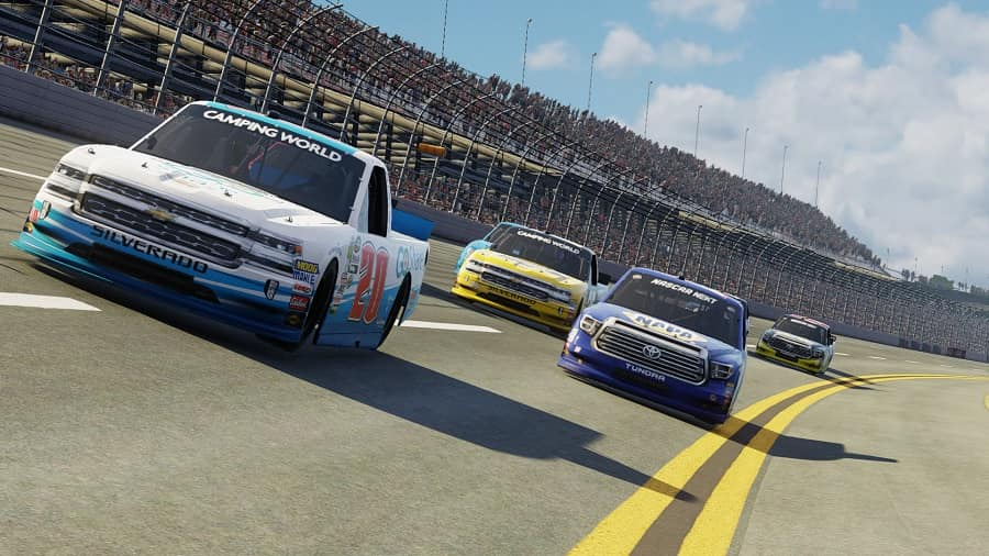 NASCAR Heat 3 2