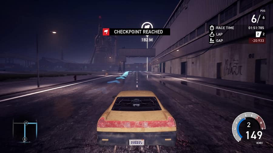 Super Street The Game Review Gamespew
