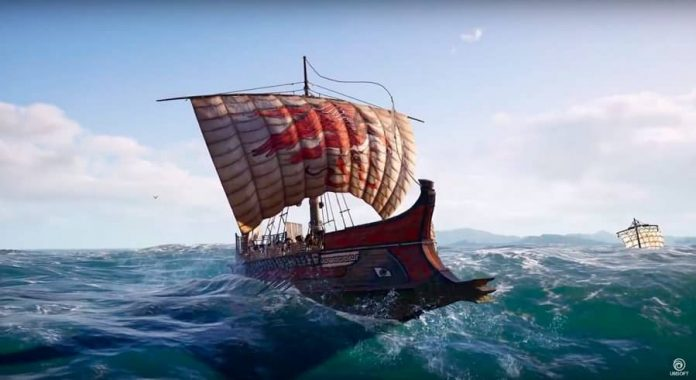 Assassin's Creed Odyssey naval combat-min