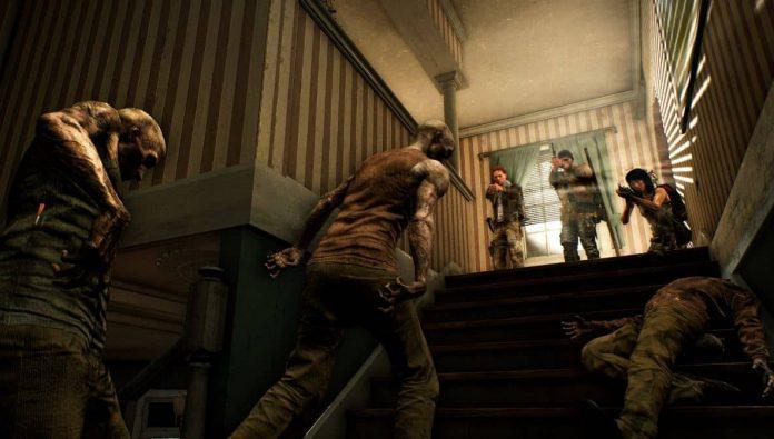 overkills the walking dead deluxe edition gameplay