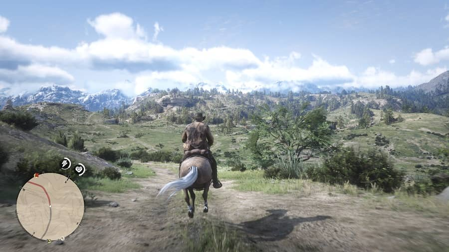 Red Dead Redemption 2 2-min
