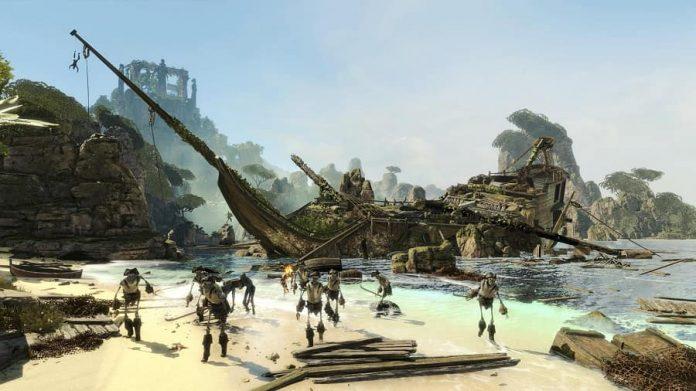 Strange Brigade Isle of the Dead 1-min