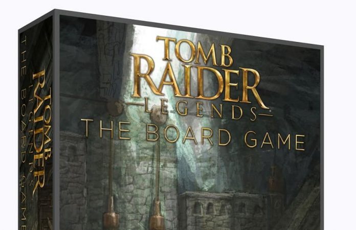 Tomb Raider Legends The Board Game 2