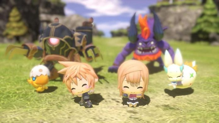 World of Final Fantasy-min