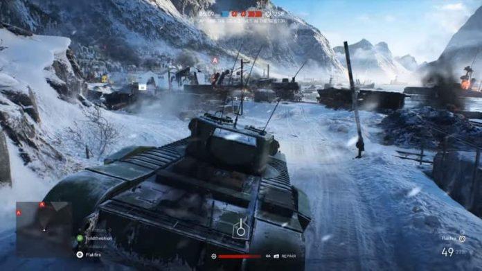 Battlefield 5 tank (1)