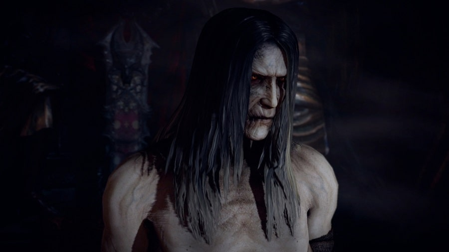Castlevania Lords of Shadow Dracula-min