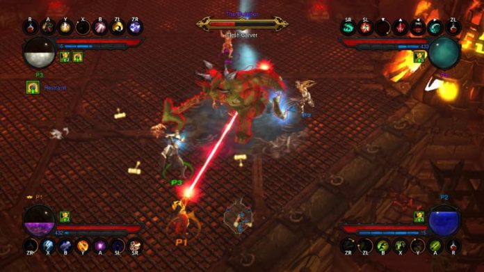 Diablo III Switch 3
